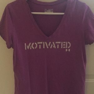 Motivated Under Armour T-shirt